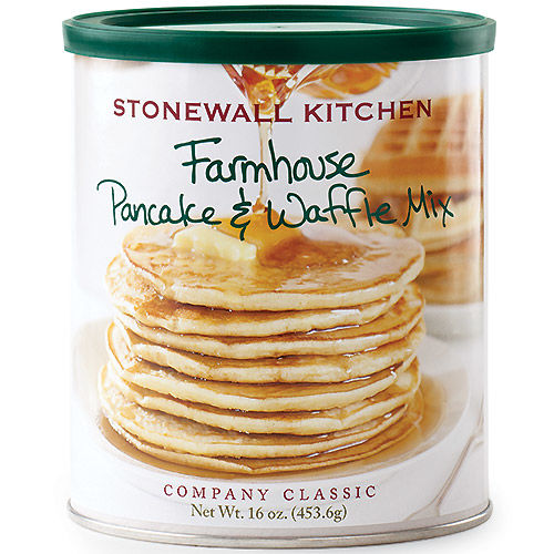 Stonewall Kitchen Farmhouse Pancake Amp Waffle Mix Citron
